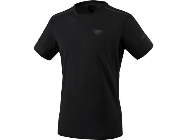 Dynafit Vert 2 T-shirt Heren, black out melange